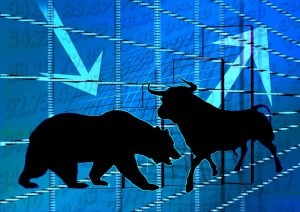Bulls are in charge today as the sentiment improves