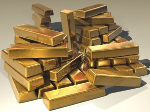 Gold is Volatile Right Now