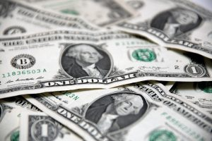 The USD sits and waits