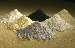 Rare earth exports