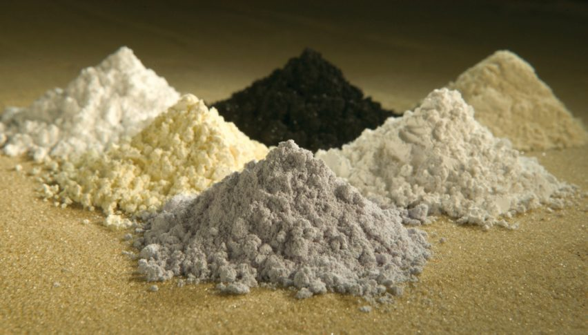 Rare earth exports