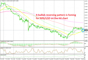 The pullback is complete now
