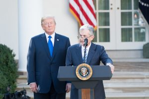 Trump is watching Powell carefully