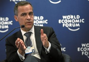 BOE's Carney didn't offer anything new today