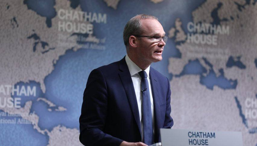 Coveney pours cold water over Brexit hopes