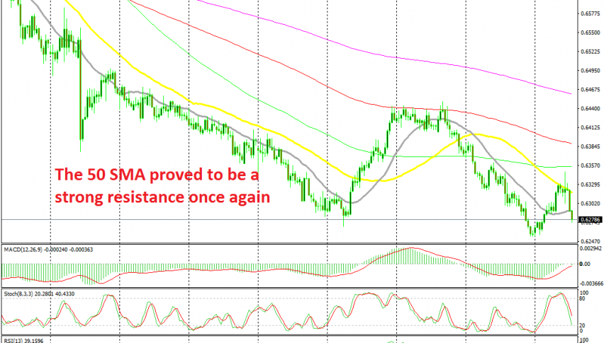 The trend is impossible to change for NZD/USD