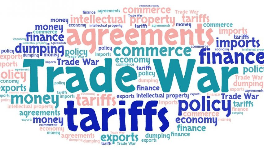 US-China trade war effect