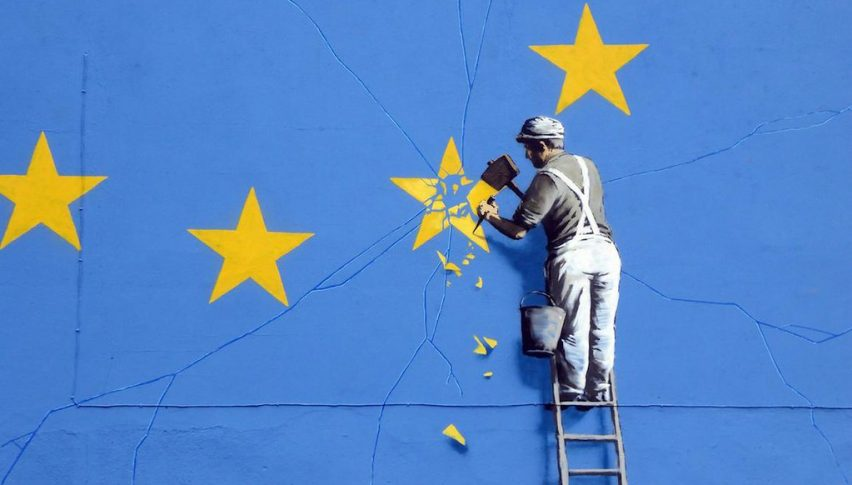 It's looking increasingly difficult for the UK to chip in the EU stars