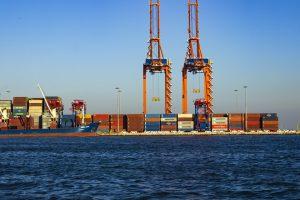 German exports decline