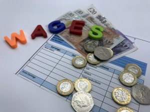 UK earnings cooled off in September