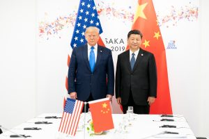US-China trade deal in focus