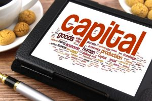 US companies' borrowings for capital spending