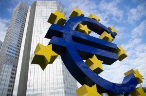 Eurozone economic growth forecasts revised lower