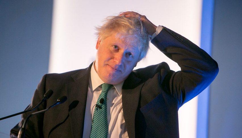 Johnson's odds of getting a majority are increasing