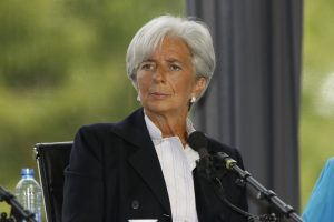 The tanning mom is in charge of the ECB now