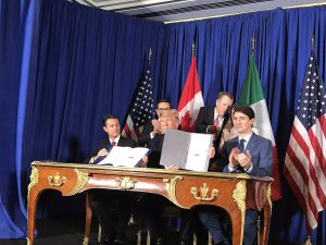USMCA trade agreement