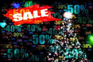 Tariffs and holiday sales