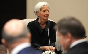 Lagarde vows to stay on hold forever