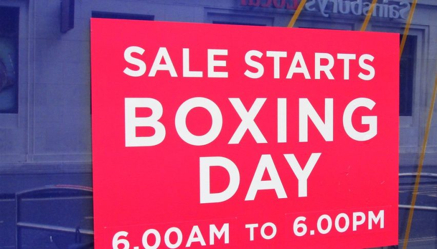 Boxing Day Sales to be Muted as a Result of Delayed Black Friday, Other Clearance Sales