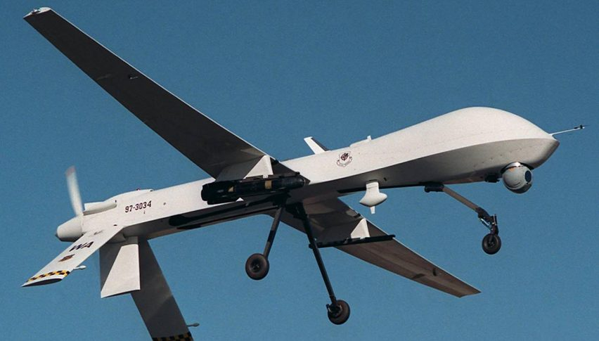 Stock markets dived after the drone attack on Soleimani