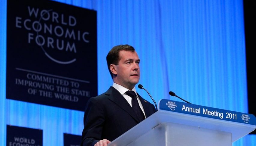 Comments from Davos sound positive so far