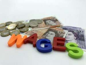 Pay Awards Increase at Slowest Pace in a Year in Britain