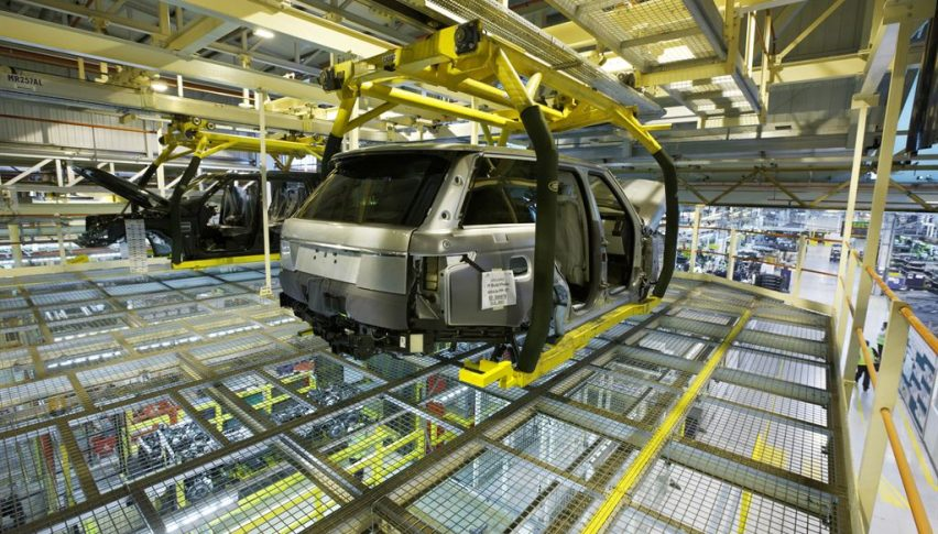 UK Factory Output Declined for Fifth Straight Quarter