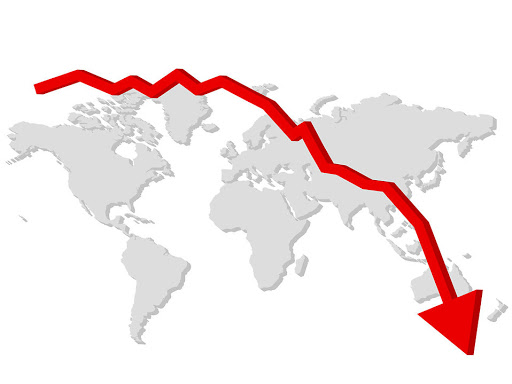 Stock markets have tumbled globally today, as coronavirus spreads