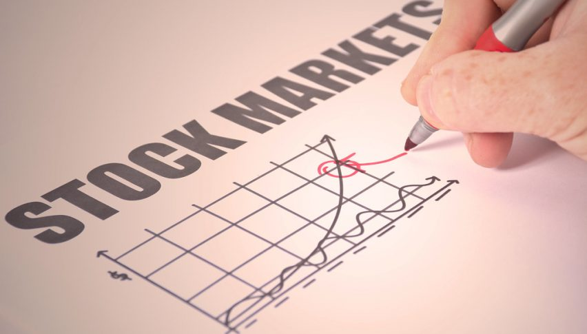 Stock markets improved a little during the European session, as sentiment improved