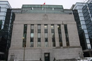 Seems like the BOC will cut rates first due to coronavirus