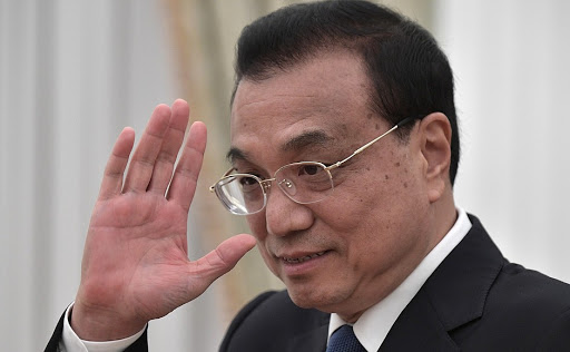 Chinese Premier Li commenting on the situation in China