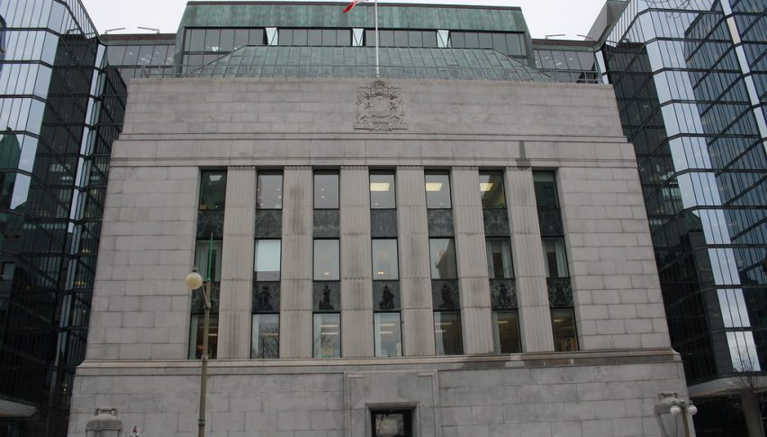 The Bank of Canada turned dovish too today, cutting rates by 0.50%