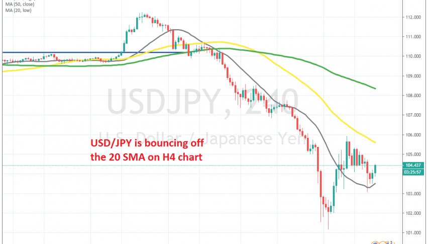 Th retrace higher continues for this pair