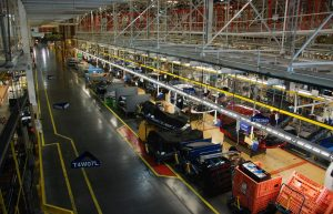 Manufacturing contracted in march but did not crash
