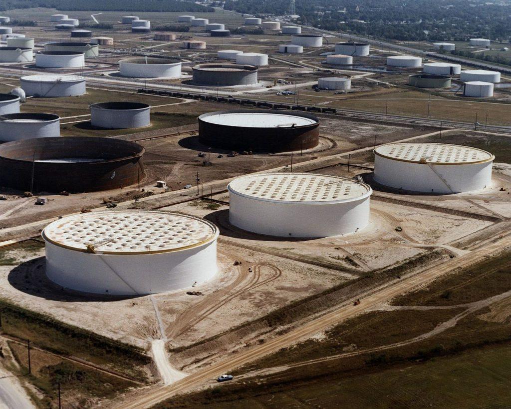 EIA Reports Massive Draw On U.S. Oil Supply