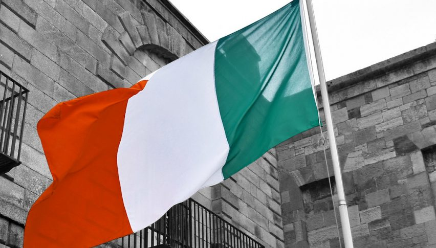 Ireland's Services Sector Contracts at Fastest Pace on Record