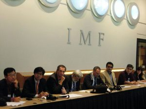 IMF expects a 3% contraction in global GDP this year