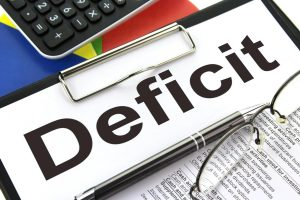 UK Government's Deficit Could Exceed £300 Billion in 2020