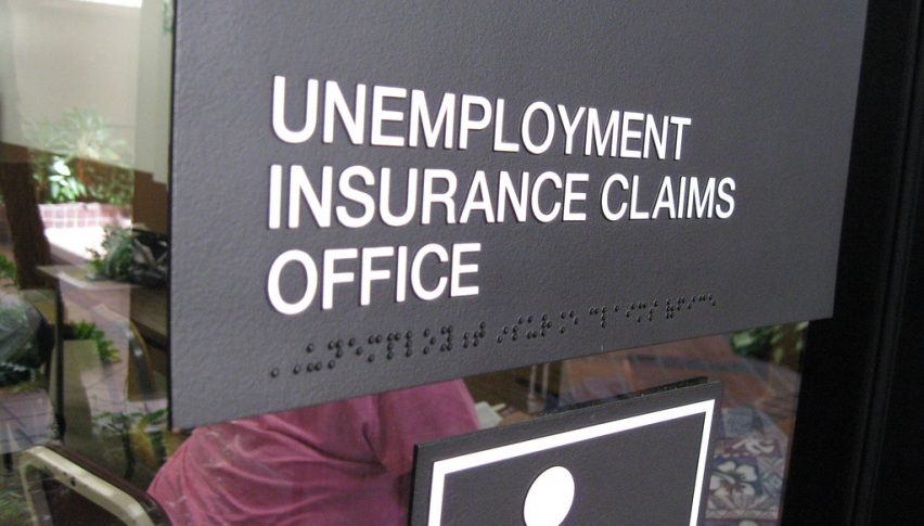 Unemployment offices still remain packed in the US