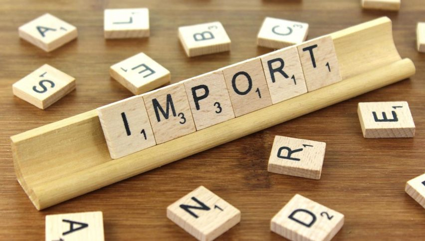 US Import Prices See Sharpest Fall Since January 2015