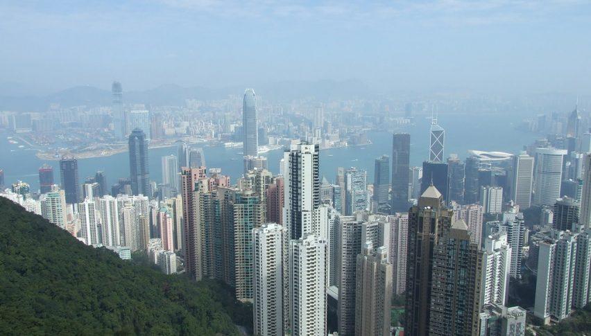 Hong Kong won't be a financial center soon