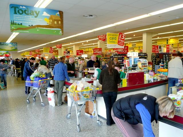 Retail Footfall Sees Very Slight Improvement in May Across Britain: BRC