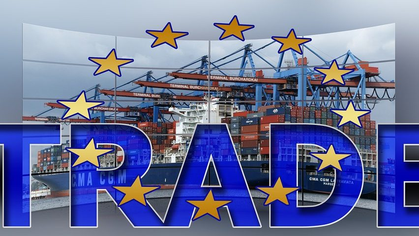 Trade balance shrinks in April due to the lock-down