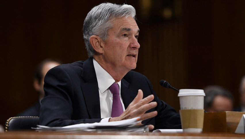 Powell's testimony didn't change much from last week's conference