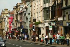 British Consumer Confidence Sees Sharpest Jump in Four Years
