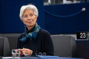 ECB's Lagarde has been very active in the coronavirus times