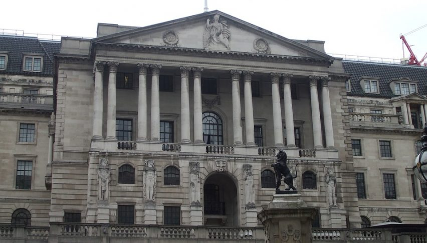 Bank of England doesn't feel optimistic about the economy