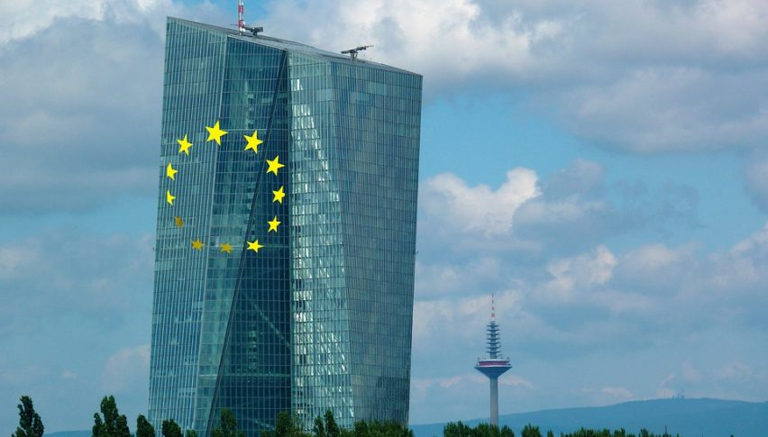 The ECB is playing it cautious now