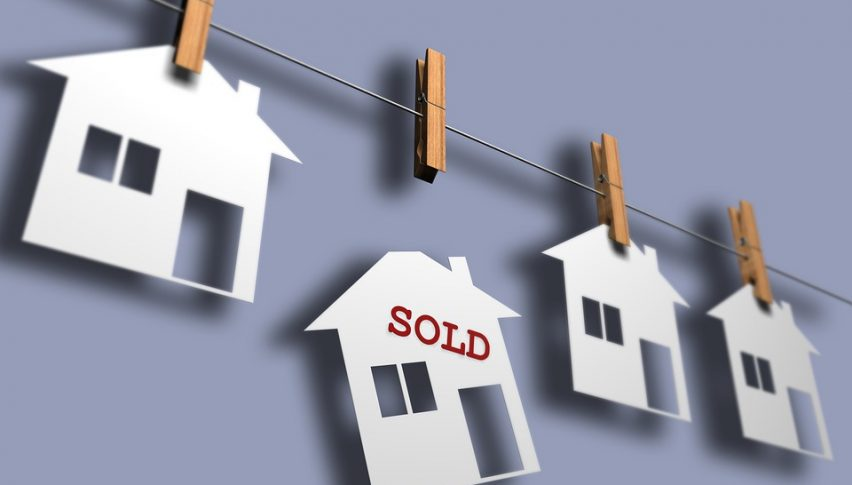 Pending home sales increased again in the US