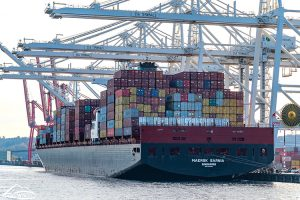 China's Exports Rise For Third Consecutive Month in August
